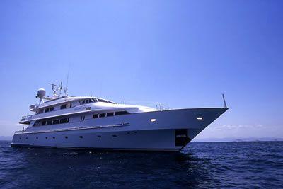 Mega Yacht  Codecasa 132 Feet