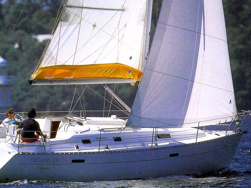 S/Y Oceanis 331