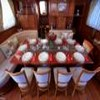 301_Dining Table, Luxury Μotor Sailer Custom 112ft for Charter in Greece and Mediterranean.jpg