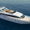M/Y Admiral 79 Fly