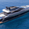 M/Y Pershing 90 Sports Fly