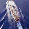Luxury Day Cruise Ship, 230 Feet