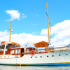 Luxury Classic Motor Sailer, Akerboom-Feadship 65 Feet