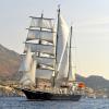 Mega Sailing Yacht 210 Feet