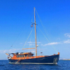 Luxury Traditional Motor Sailer (Caique) 73 Feet