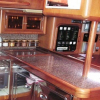 417_Interior Table, Custom Atlantic 55 Luxury Crewed Sail Yacht in Greece and Mediterranean.jpeg