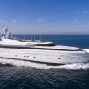 Mega Yacht  Cantieri di Pisa Akhir 131 Feet