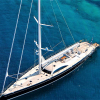 Luxury Crewed Mega Sailing Yacht, Nautor's Swan 131
