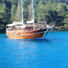 Luxury Traditional Motor Sailer (Gulet) 105 Feet