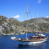 Luxury Motor Sailer (Gulet) 68 Feet