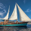 Luxury Traditional Motor Sailer (Gulet) 79 Feet