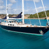 Mega Sailing Yacht Palmer Johnson 123 Feet