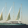 Mega Sailing Yacht - Cruise Ship 174 Feet