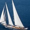 Mega Sailing Yacht Pruva 184 Feet