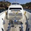 475_Bow, Guy Couach 122 Luxury Charter Motor Yacht in Greece and Mediterranean.jpg