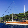 Luxury Motor Sailer (Gulet) 89 Feet