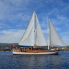 Luxury Traditional Motor Sailer (Gulet) 91 Feet