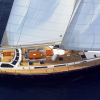 Luxury Crewed Sailing Yacht, Brook Marine 95
