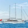 Luxury Motor Sailer (Schooner) 125 Feet
