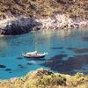 AGIOS PETROS bay in KYRA PANAGIA islet close to ALONISSOS